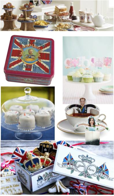 royal wedding cupcakes designs. Royal Wedding cupcake toppers,