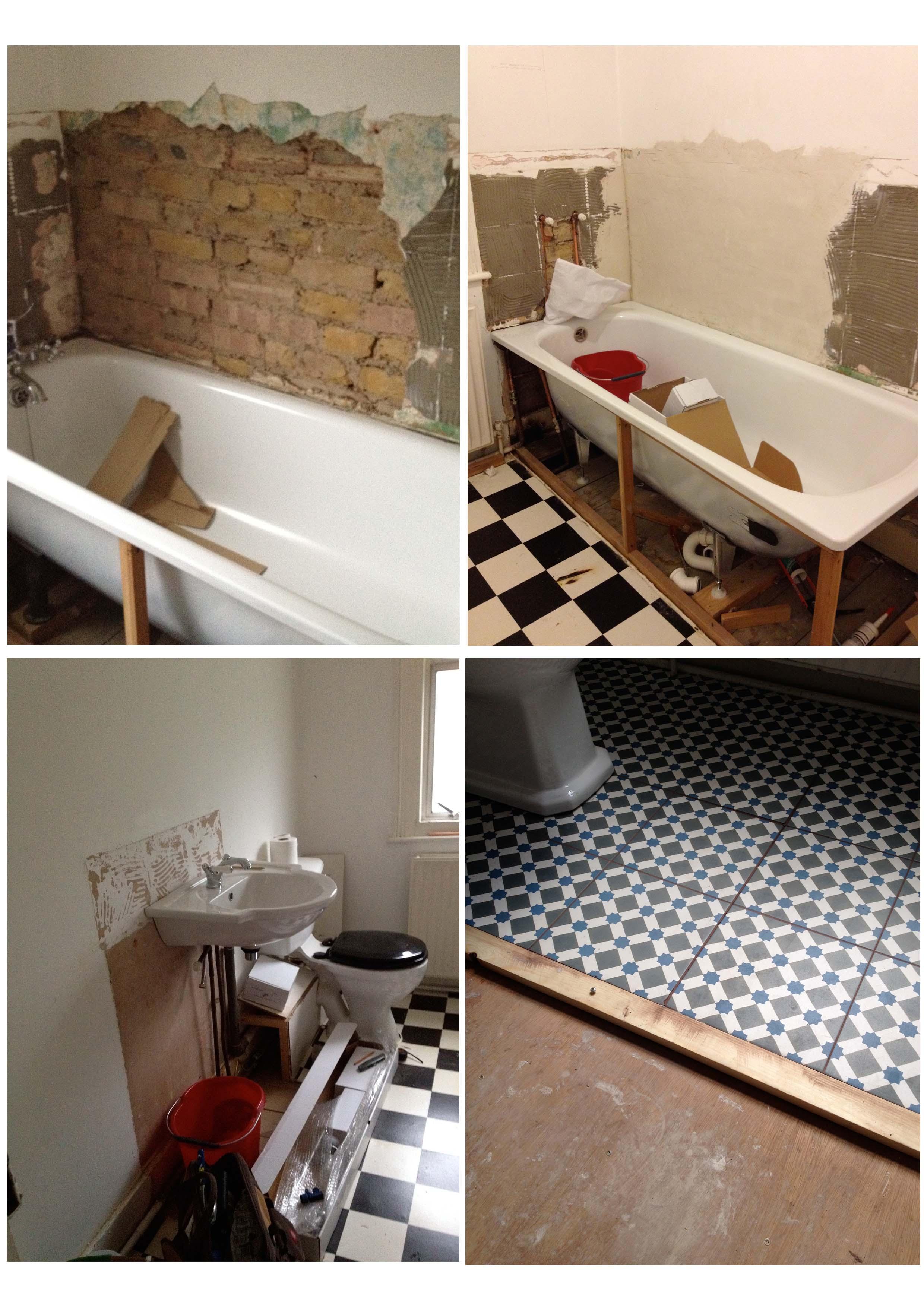 Victorian terrace for Victorian terrace bathroom ideas