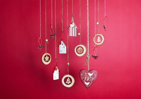 Blood Cancer Baubles