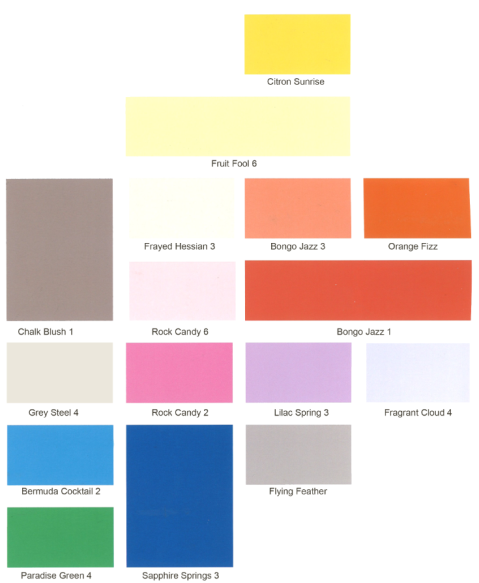 Dulux Collective Passion Named Colours LRES