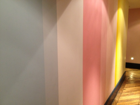 Byron Burgers Wall by Joanna Thornhill for Stylist's Own