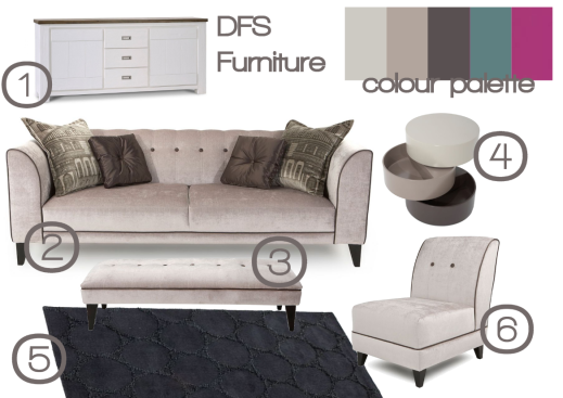 DFS Products Wishlist by Joanna Thornhill for Stylist's Own