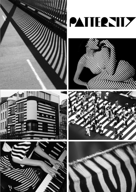 Patternity Visuals from Website compiled by Joanna Thornhill for Stylist's Own