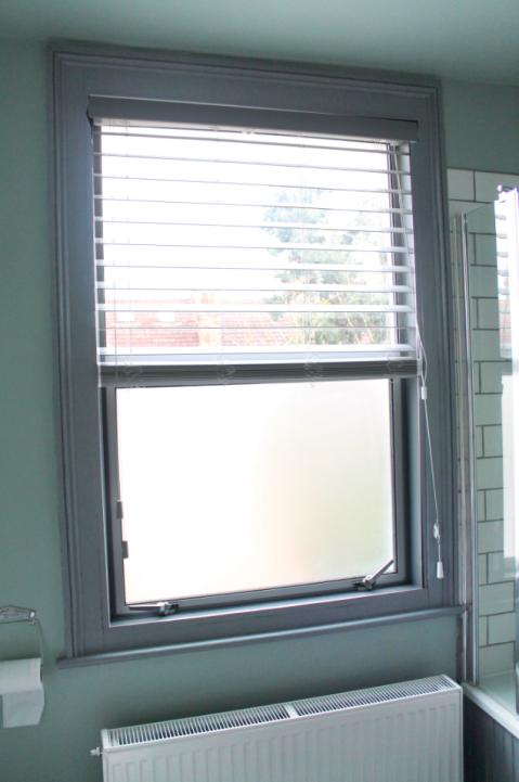 Bathroom Blind Joanna Thornhill for Stylist's Own - Window Main