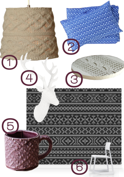 Faux Knits Shopping Round-up p1 featured on Stylist's Own Blog by Joanna Thornhill