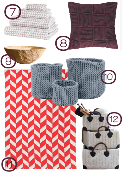Faux Knits Shopping Round-up p2 featured on Stylist's Own Blog by Joanna Thornhill