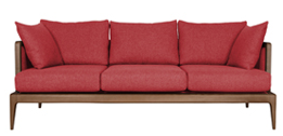 Frame sofa by Ian Archer, £3,595, Heal's