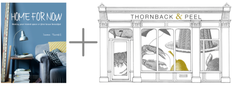 Home for Now & Thornback & Peel Launch Event