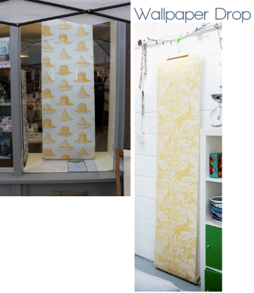 5. Wallpaper Drop Launch Party Opening Shots Home for Now book by Joanna Thornhill, as seen on Stylist's Own blog