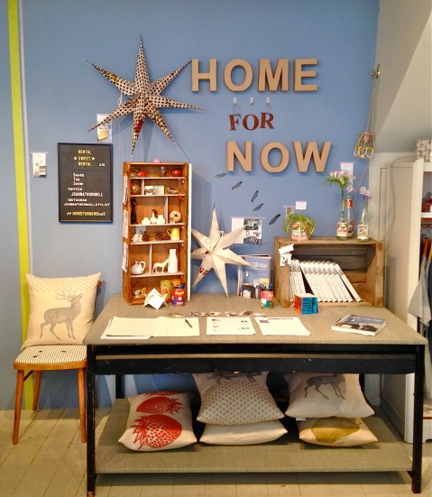 Home for Now by Joanna Thornhill Launch Party Pic