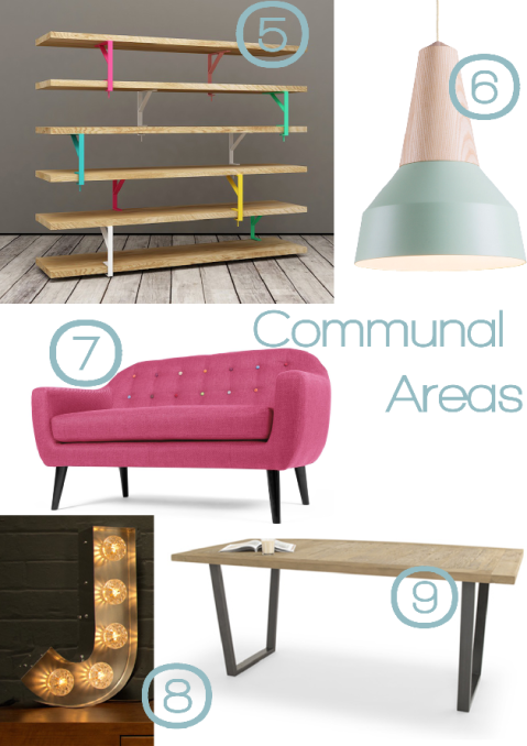 Dream Office Workspace - Communal Areas by Joanna Thornhill for Stylist's Own blog