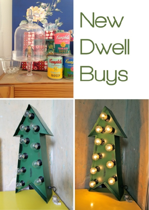 Dwell buys at home by Joanna Thornhill for Stylist's Own blog pt1
