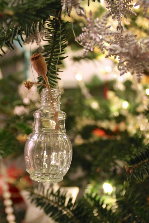 REfound Objects mini bottle for Christmas 2014 - Joanna Thornhill for Stylist's Own Blog