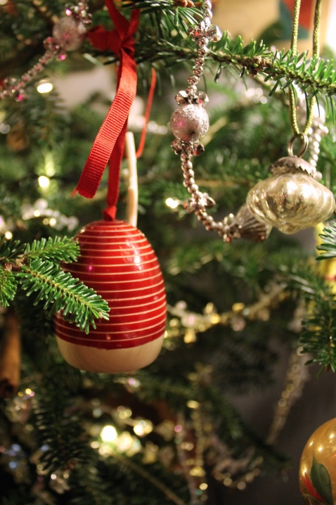 Toast bauble for Christmas 2014 - Joanna Thornhill for Stylist's Own Blog