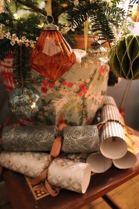 Toast crackers for Christmas 2014 - Joanna Thornhill for Stylist's Own Blog
