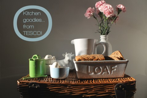 Tesco Direct Ceramic Bakewear Autumn Winter 2014 by Joanna Thornhill for Stylist's Own